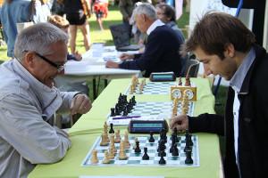Joueurs échecs